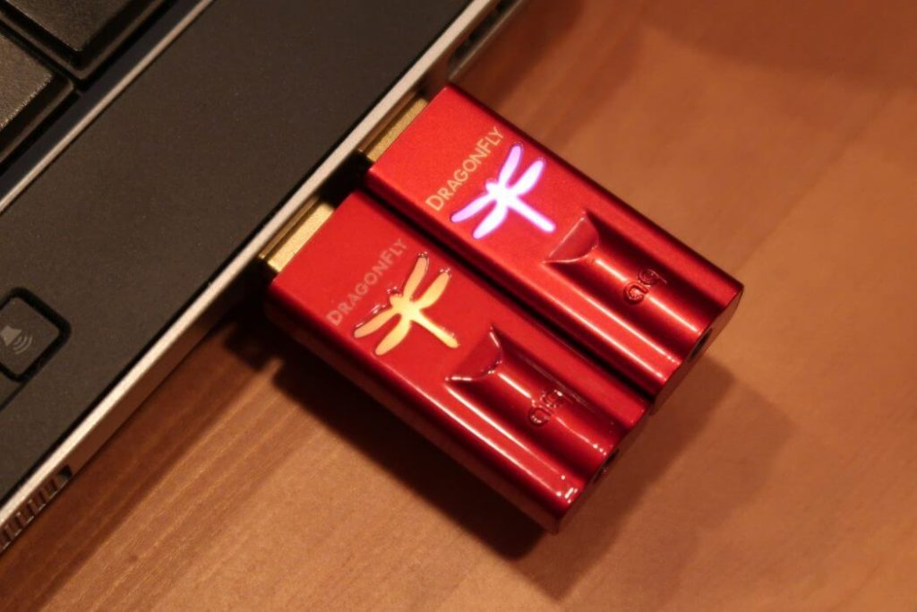 Audioquest Dragonfly RED İncelemesi